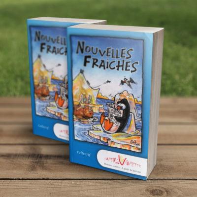 Nouvelles Fraiches - SaperliVpopette - Guillaume Néel