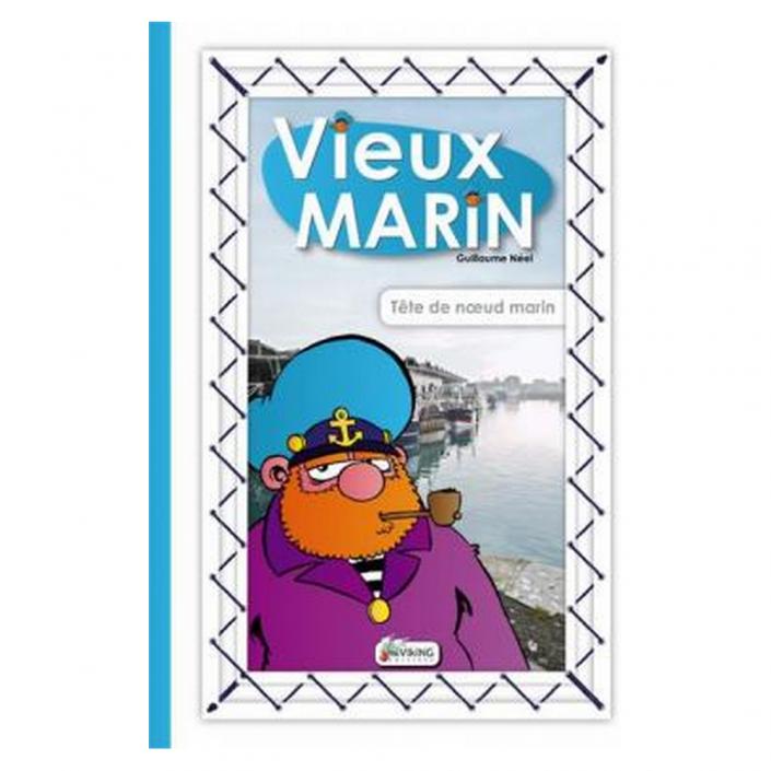livre recueil dessin satirique Vieux Marin