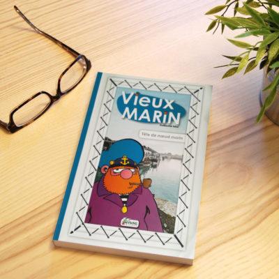 Vieux marin - Viking éditions - Guillaume Néel