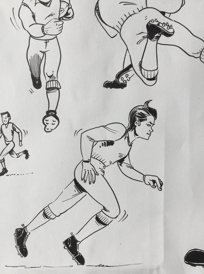 jean Gratton, illustration