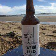 plage, bière