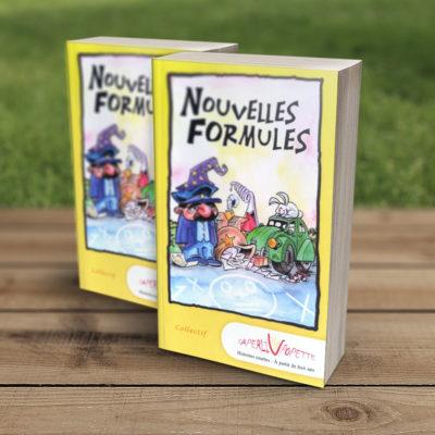 Nouvelles Formules - SaperliVpopette - Guillaume Néel